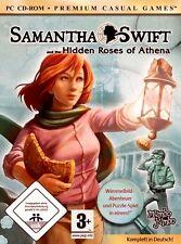 Samantha Swift and the Hidden Roses of Athena für Pc Neu/Ovp