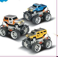 Microgear   1:24 RC Full Function Monster Truck - Blue