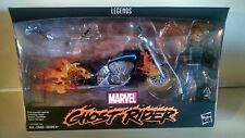 "Marvel Legends 6"" ULTIMATE GHOST RIDER & DELUXE MOTORCYCLE WAVE 1 NEW HASBRO"