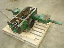 1966 Oliver 1650 Gas Tractor Rearend Transmission Assembly