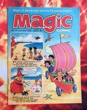 MAGIC COMIC. NO. 26.  24 JULY 1977. FN. CHILDRENS COMIC.