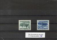 Deutsches Reich 1939 MichelNr. 695*und 697* ungebraucht