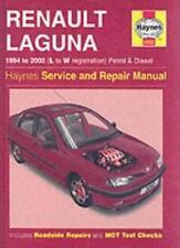Renault Laguna Petrol & Diesel (94 - 00) Haynes Repair Manual (Haynes Service ,