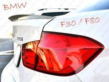 BMW F30 F80 M Performance Style Spoiler Spoiler aileron Lèvre ABS