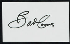 Bart Conner signed autograph auto 3x5 index card 1984 Olympic Gold Medalist
