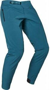 Fox Ranger 3L Water Pant Slate Blue - Waterproof Mountain Bike Trousers MTB
