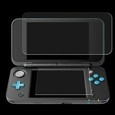 For Front Clear Nintendo 2DS XL Screen Display Protector Film [1x Front+1x Back]