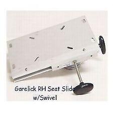 GARLICK RIGHT HAND EEZ-IN  SEAT SLIDE & SWIVEL MARINE BOAT