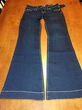 Women's Juniors Q40 Trouser Jeans Flare size 26 MSRP $69