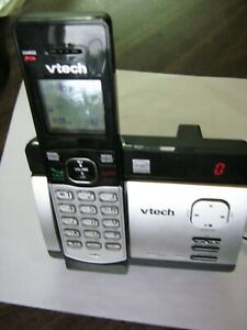 VTech - CS5129 DECT 6.0 Expandable Cordless Phone System with Digital Answering