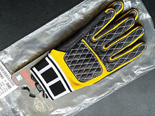 NEW Yamaha Roland Sands Faster Sons Motorcycle Gloves 50th 60th Anniversary