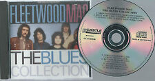 """FLEETWOOD MAC      """"The Blues Collection""""   LIVE Rare 89 Castle Swiss CD"""