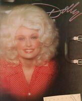 DOLLY PARTON 1978 HEARTBREAKER TOUR CONCERT PROGRAM BOOK BOOKLET / EX 2 NMT