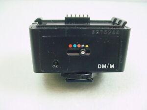 VIVITAR Dedicated Module DM/M Minolta for 3000/4000 FLASH   NOS   New   $35  