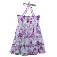 NWT LELE Kids Girls Flower Girl Dress Tropical Island Floral Sundress SZ 6