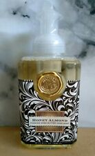Michel Design Works Foaming Shea Butter Hand Soap 17.8 Oz. Honey almond   SEALED