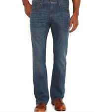 NWT Men's Levi's 527 Slim Bootcut Indie Blue Jeans 33 X 30 5527-4258