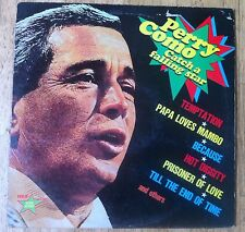 PERRY COMO Catch A Falling Star LP/FRENCH
