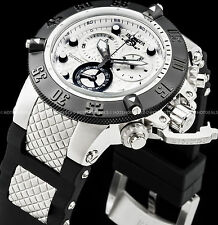 Invicta 50mm Subaqua Noma III Swiss ETA G10.211 Chronograph Stainless Stee Watch