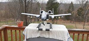 E-flite A-10 Thunderbolt II 64mm EDF (work) transport stand !(NO) Airplane