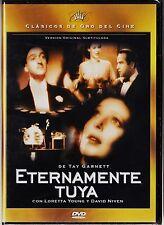 ETERNAMENTE TUYA de Tay Garnett (Clásicos de oro del cine V.O.S.)