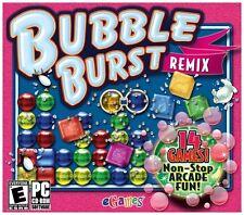 Video Game PC Bubble Burst Remix NEW
