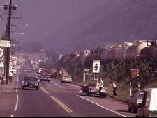 Photo. 1972-3. West Belle, West Virginia. Dupont Ave - autos