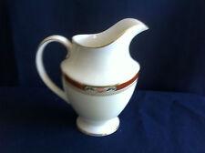 Royal Doulton Sandon milk jug (VERY minor gilt wear on handle)