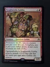 SCAGLIAORDA GOBLIN - GOBLIN PILEDRIVER FOIL PROMO ITA -  MTG MAGIC [MF]