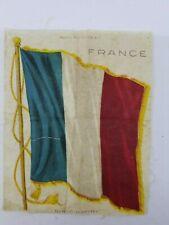 France Flag Nebo Cigarette Tobacco Silk 4.5x5.5 Factory No.7