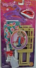 Ironing Play Set for 18 in American Girl Doll Accessory