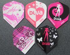Diva #22 -Tune up Pack, 5 sets flights, Flight protector and 2 sets of shafts