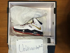 Nike Lebron gold medal X 10 Sports Pack USA DS size 9.5