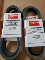 (4) NEW. DAYTON (1A108G) Vbelts B59 size