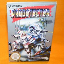 VINTAGE 1990 NINTENDO ENTERTAINMENT SYSTEM NES PROBOTECTOR CARTRIDGE GAME BOXED