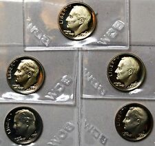 1981 S 10C Proof Roosevelt Dime - **FREE SHIPPING**