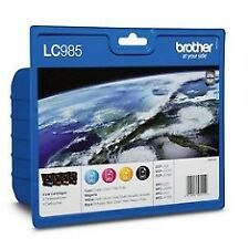 Multipack Brother Lc985valbp Dcpj125 J140w J315w