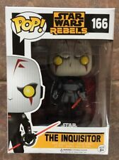 Funko Pop Star Wars Rebels The Inquisitor #166 - Walmart Exclusive