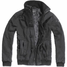 Police Polyester Regular Size Coats & Jackets for Men