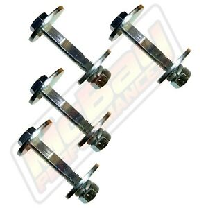 1987-2005 Chevy & GMC Truck or Van Caster Camber Alignment Cam Bolt Kit 41-8250