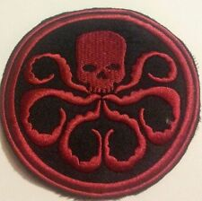 Hydra embroidered patch