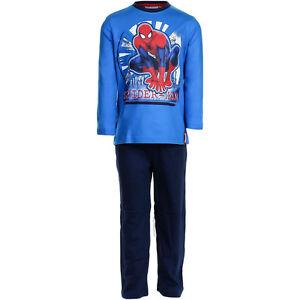Pantaloni ufficiali Marvel Spiderman personaggio 100/% cotone da ragazzo Joggers a strisce laterali pantaloni tuta 3-8 anni