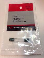 .022uF Polyster-Film Capacitor #272-1066 By RadioShack