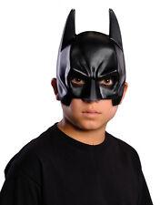 El Caballero Oscuro Asciende Disfraz Accesorio, Niños Batman 1/4 Máscara