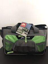Ozark Trail Shoreline Tackle Bag with tackle boxes