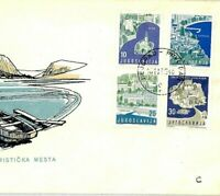 Yugoslavia 1959 Beograd Illustrated Cover {samwells-covers}CU58