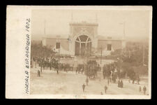 MARSALA esposizione agricola 1902 S. E. Nasi