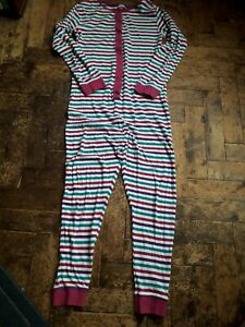 Girls F & F Pyjamas All In One  Age 13 - 14
