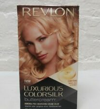 Revlon Luxurious Colorsilk Buttercream 03G Ultra Light Sun Blonde Hair Color dye