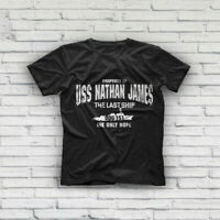 TV Series US Navy Seal The Last Ship SS Nathan James Ddg-151 T-Shirt Size S-3XL